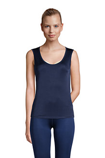 Women's Silk Interlock Vest