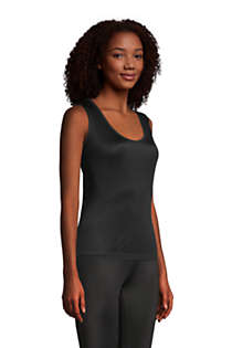 Women's Silk Interlock Tank, alternative image