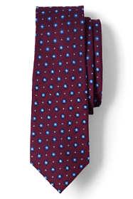 Men's Silk Flower Tie
