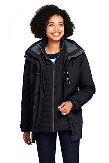 3-in-1-Jacke SUPER SQUALL für Damen