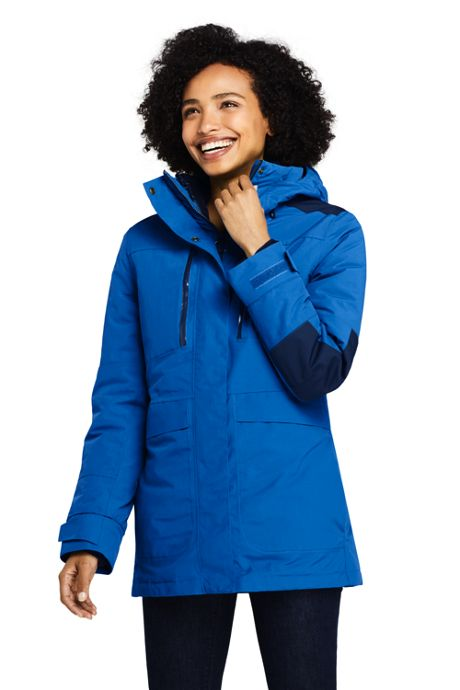 Women's Petite Super Squall 3 in 1 Jacket