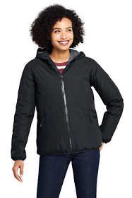Women's Reversible Insulated Rain Jacket