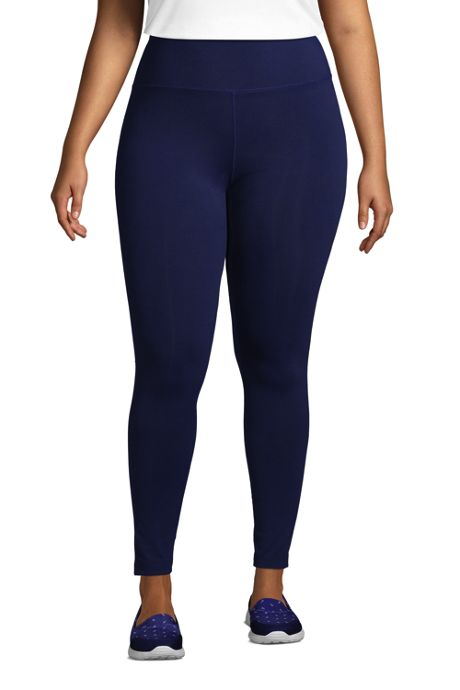 Women's Plus Size Active Seamless Leggings