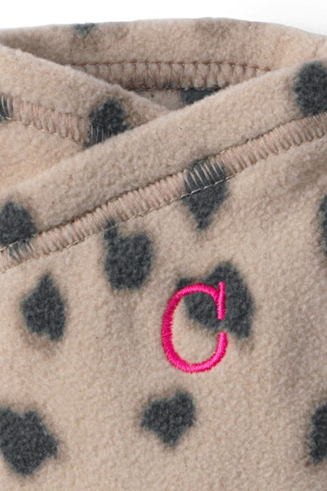 Women's Fleece Winter Gloves - Print