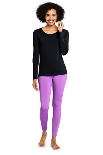 Women's Thermaskin Heat Scoopneck