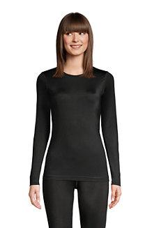 T-Shirt Technique Thermaskin Heat à Manches Longues, Femme