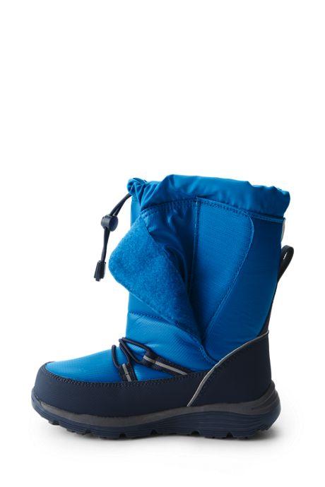 School Uniform Kids Snow Flurry Insulated Winter Boots