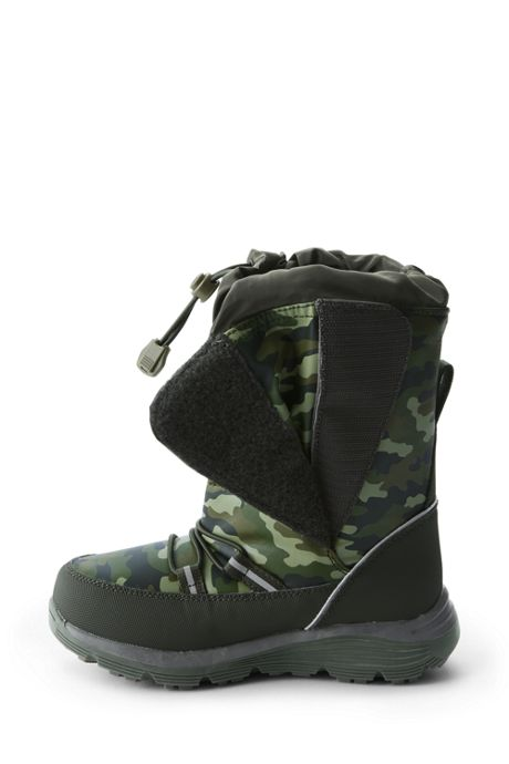 Toddlers Snow Flurry Insulated  Winter Boots