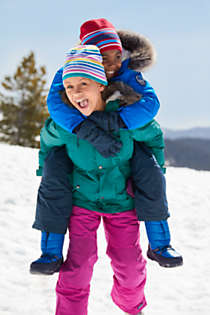 Kids Snow Flurry Insulated Winter Boots, Unknown