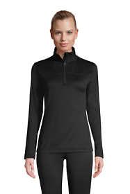Women's Expedition Fleece Quarter Zip Long Underwear