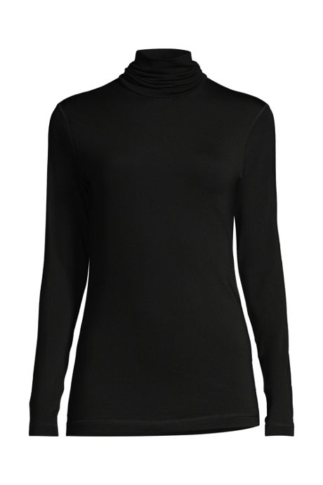 Women's Natural Thermaskin Turtleneck