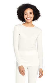 Women's Natural Thermaskin Crewneck