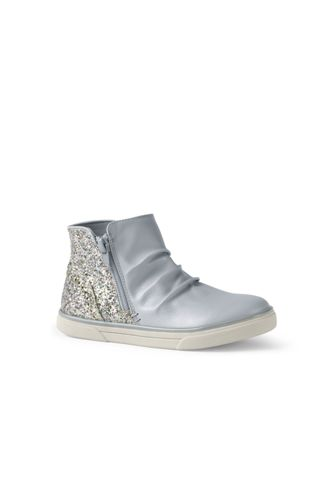 Girls' Zip Ankle Boots