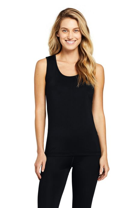 Women's Petite Thermaskin Heat Tank