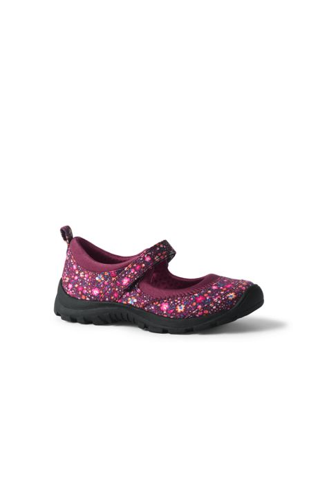 Girls All Weather Printed Mary Jane Shoes