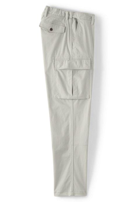 Men's Comfort Waist Traditional Fit Comfort-First Cargo Pants