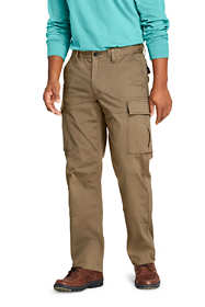 Men's Comfort Waist Traditional Fit Comfort-First Cargo Pants