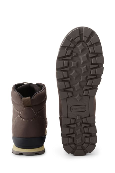 Men's Insulated Winter Hiking Boots