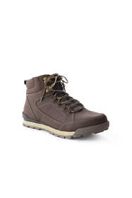 School Uniform Men's Insulated Winter Hiking Boots