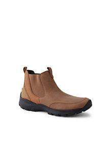 Allwetter Chelsea Boots aus Leder für Herren