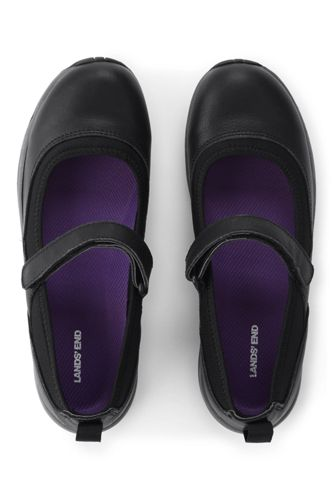 Women's Comfort Mary Jane Leather Shoes