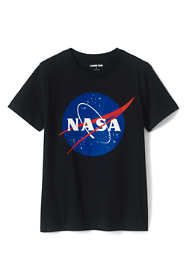 Toddler Kids NASA Graphic Tee Shirt