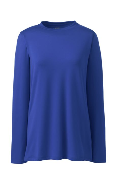 Women's Long Sleeve Active Tee