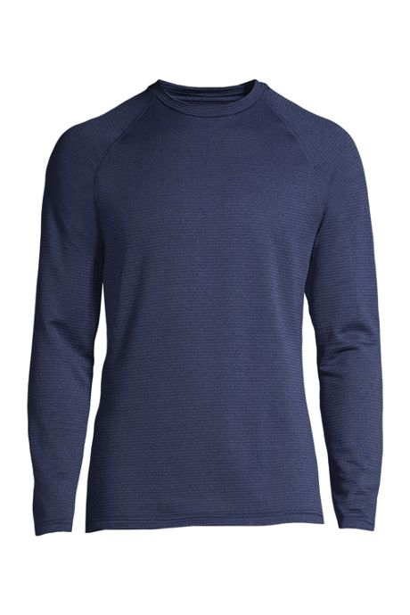 Men's Tall Crewneck Heavyweight Thermaskin Long Underwear