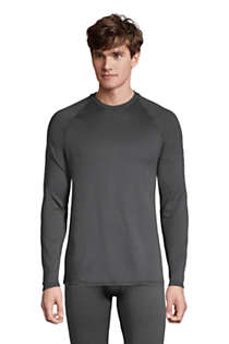 Men's Tall Crewneck Heavyweight Thermaskin Long Underwear, Front