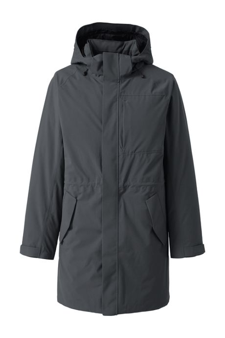Men's Insulated Waterproof Commuter Coat