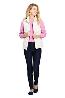 Women's Petite Winter Down Puffer Vest, alternative image