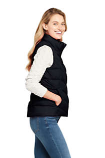 Women's Winter Down Puffer Vest, Unknown