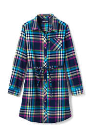 Girls Flannel Dress