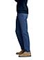 Chino Stretch Imprimé Coupe Droite Ourlets Sur Mesure, Homme Stature Standard