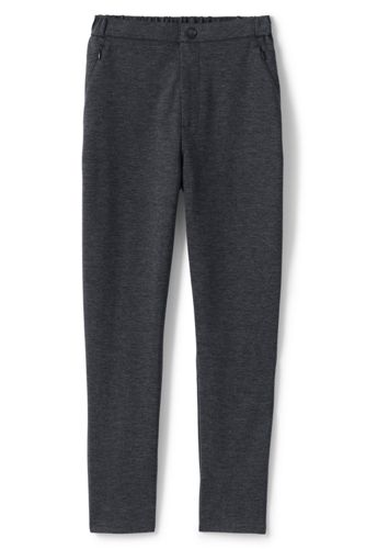 Women's Mid Rise Ponte Jersey Trousers