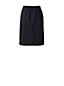 Jupe en Denim Doux Stretch Noir, Femme Stature Standard