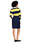 Jupe en Denim Doux Stretch Indigo, Femme Stature Standard