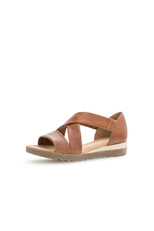 Women's Gabor Earl Leather Sandals | Lands' End