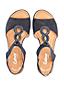 GABOR Veloursleder-Sandalen für Damen