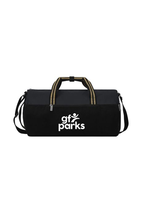 Charlie Cotton Barrel Duffel