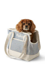 Canvas Print Dog Tote Carrier