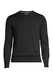 Men's Fine Gauge Supima Cotton Crewneck Sweater