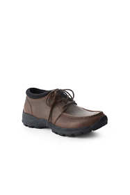 School Uniform Men's Wide Width All Weather Leather Low Chukka Boots