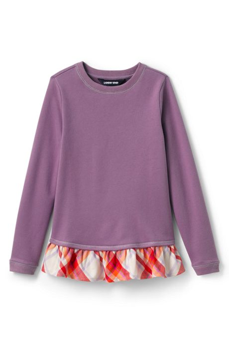 Girls Sweatshirt Top