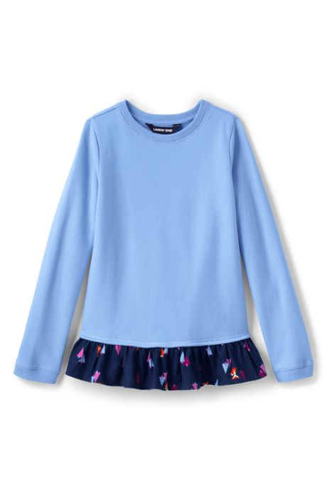 Little Girls Sweatshirt Top