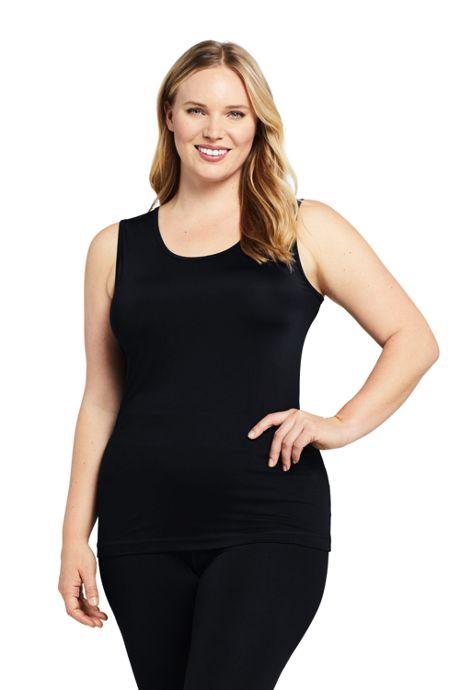 Women's Plus Size Thermaskin Heat Tank