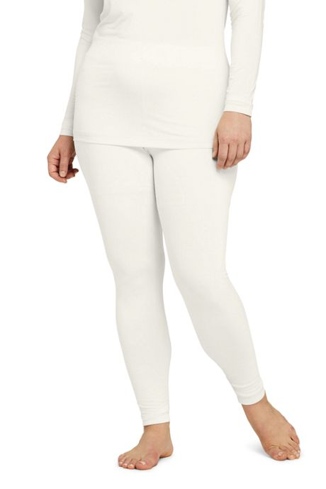 Women's Plus Size Natural Thermaskin Pants