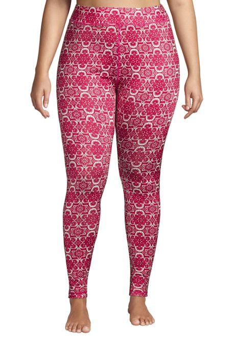 Women's Plus Size Thermaskin Heat Pants