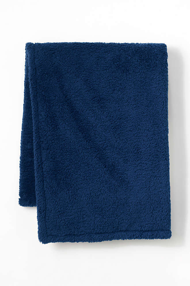 Cloud Fleece Throw Blanket, Front