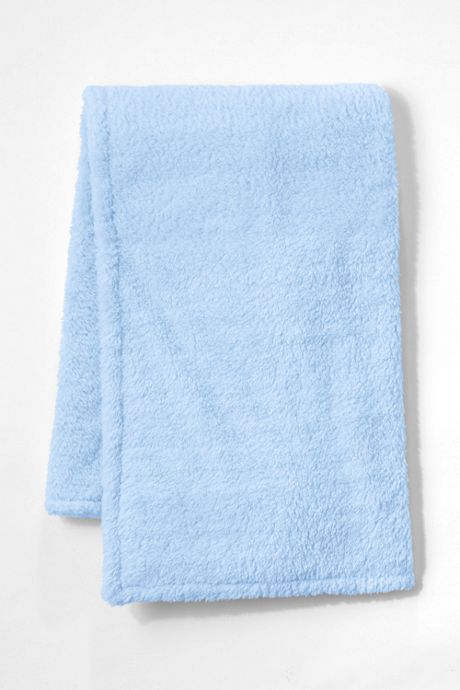 Cloud Fleece Throw